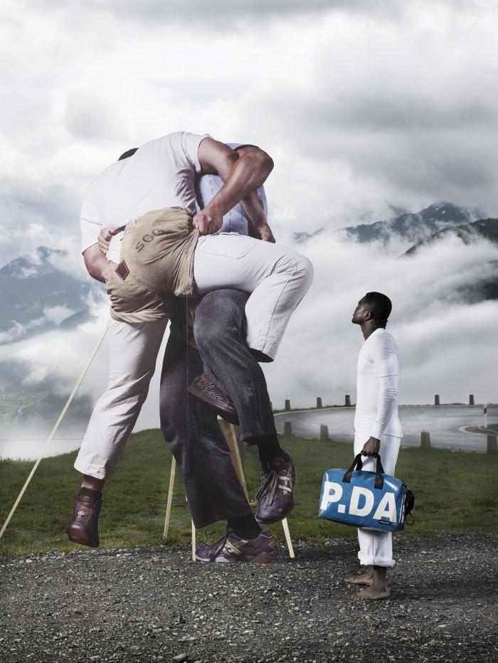 Noe Flum Freitag Sport Tasche Schwingen