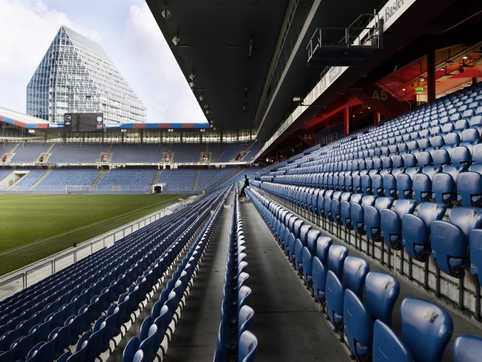 Noe Flum Basler Kantonalbank Bernhard Heusler Präsident FCB St. Jakob Park Joggeli Basel