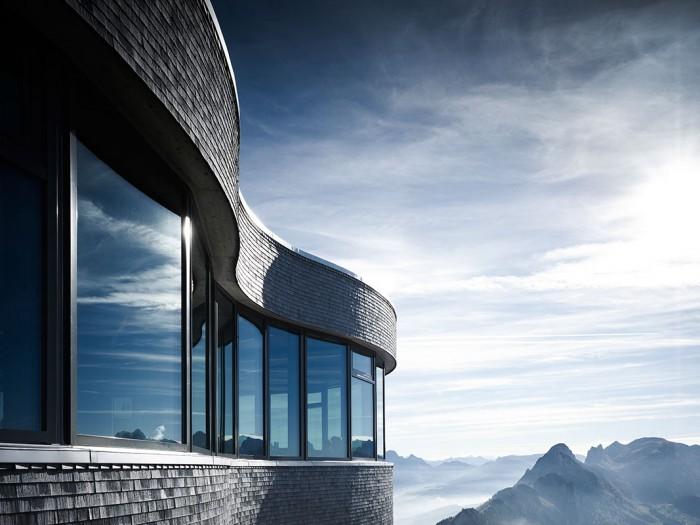 Markus Bertschi Hoher Kasten Alpstein Panorama