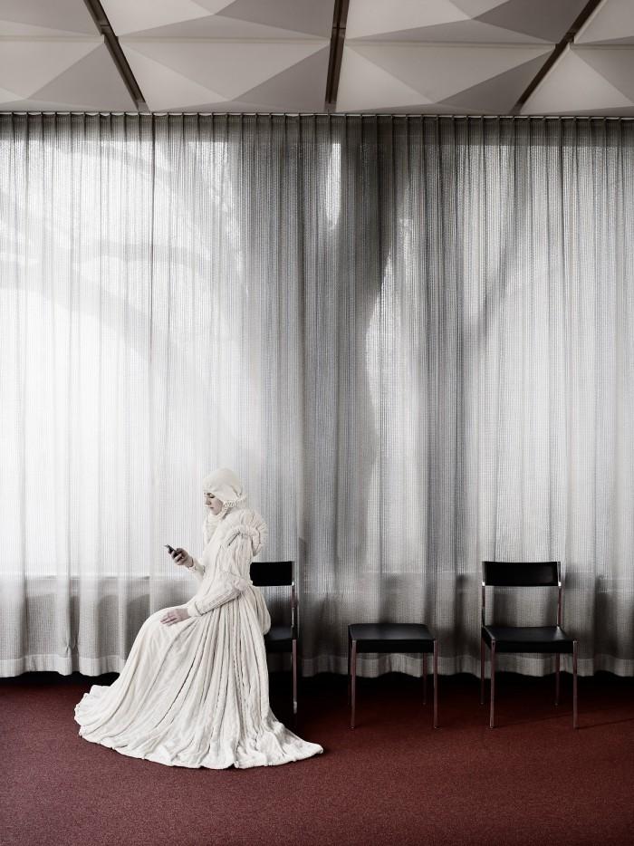 Noe Flum Kurtheater Baden Kostüm