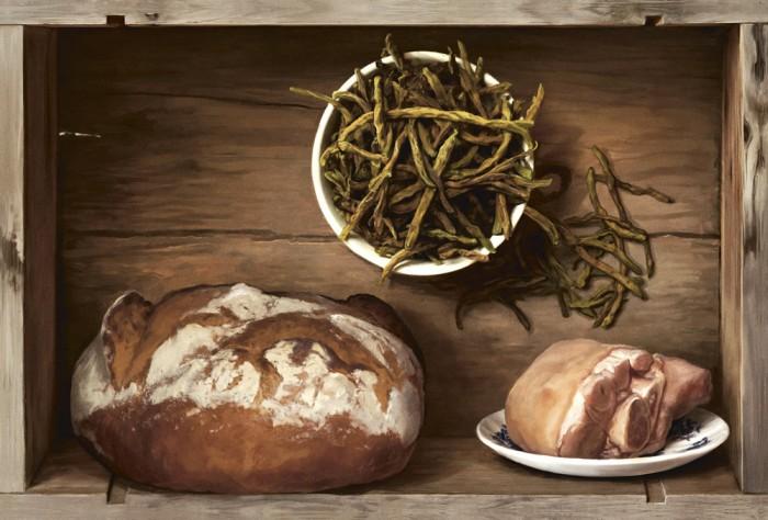 Hans Joerg Walter Gnagi Bohnen Brot Das kulinarische Erbe der Schweiz