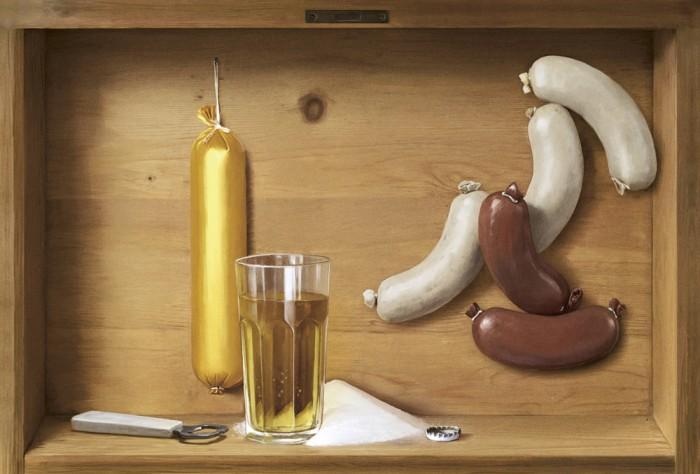 Hans Joerg Walter Leberwurst Das kulinarische Erbe der Schweiz