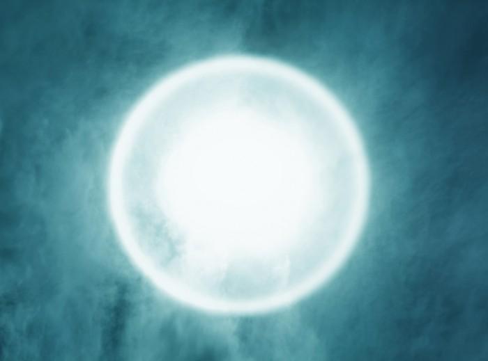 Thomas Stoeckli Lichtkreis Sonne