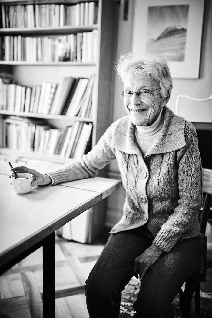 Fabian Unternaehrer Anni Lanz Menschrechts-Aktivistin