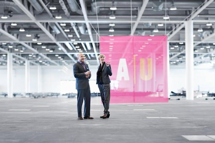 Markus Bertschi Annette Schönholzer  Marc Spiegler Co-Director Art Basel