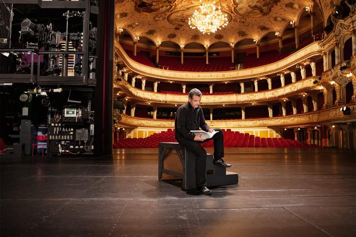 Markus Bertschi Andreas Homoki Intendant Opernhaus Zürich