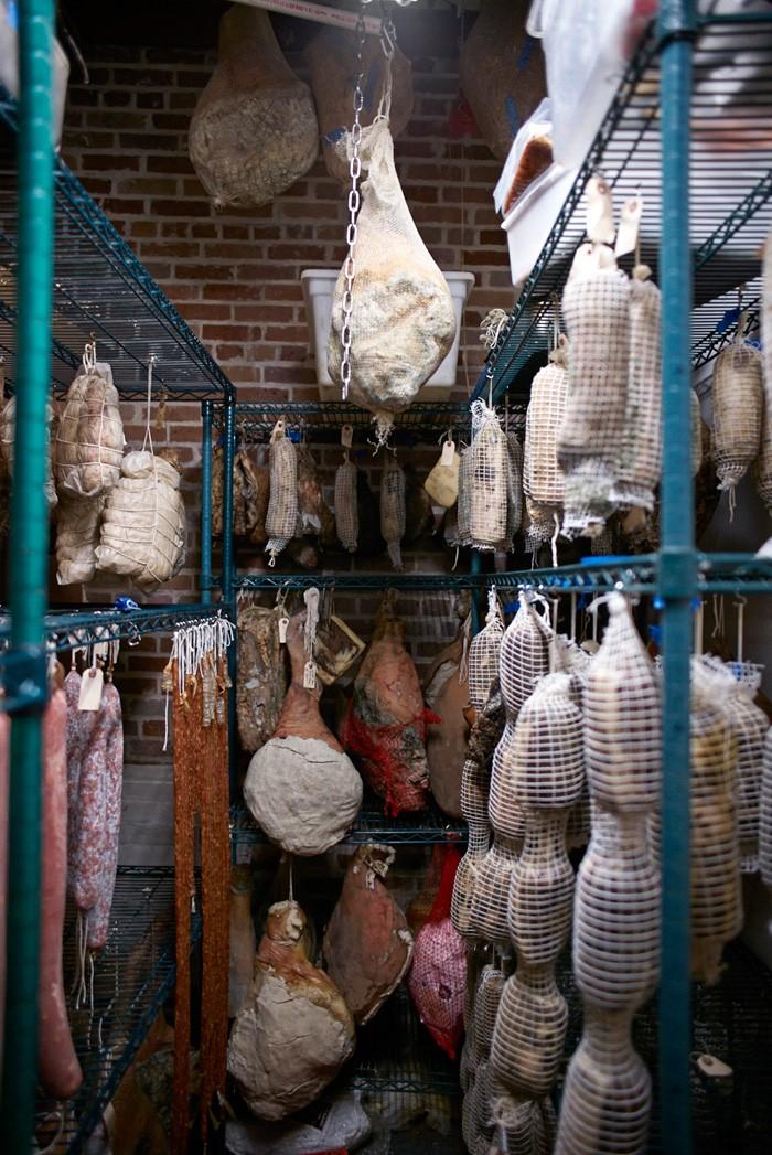 Markus Bertschi New Orleans Cochon Butcher Fleisch Wurst
