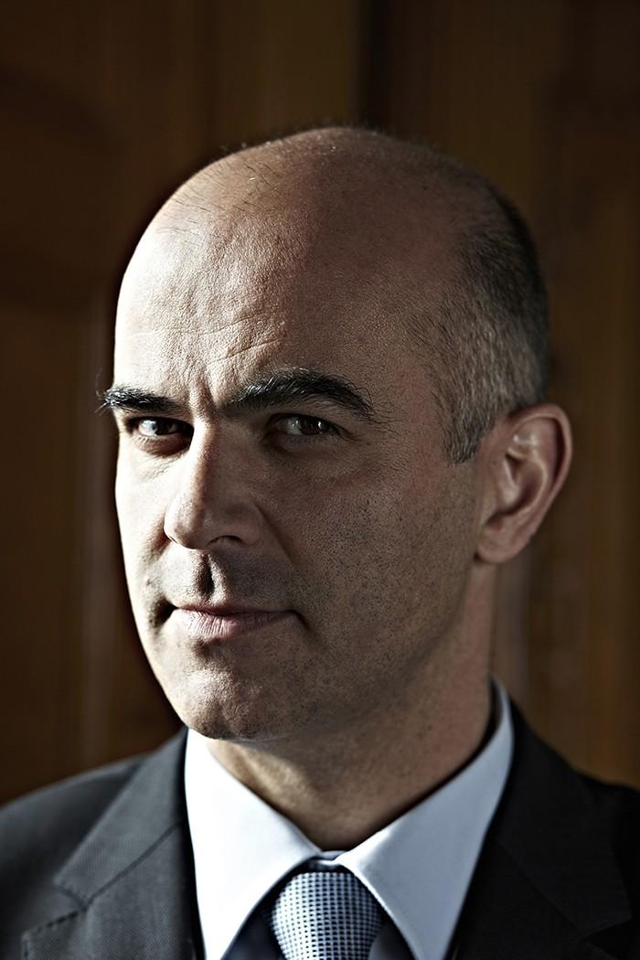 Fabian Unternaehrer Alain Berset