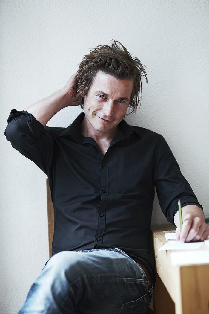 Fabian Unternaehrer Arno Camenisch Schriftsteller