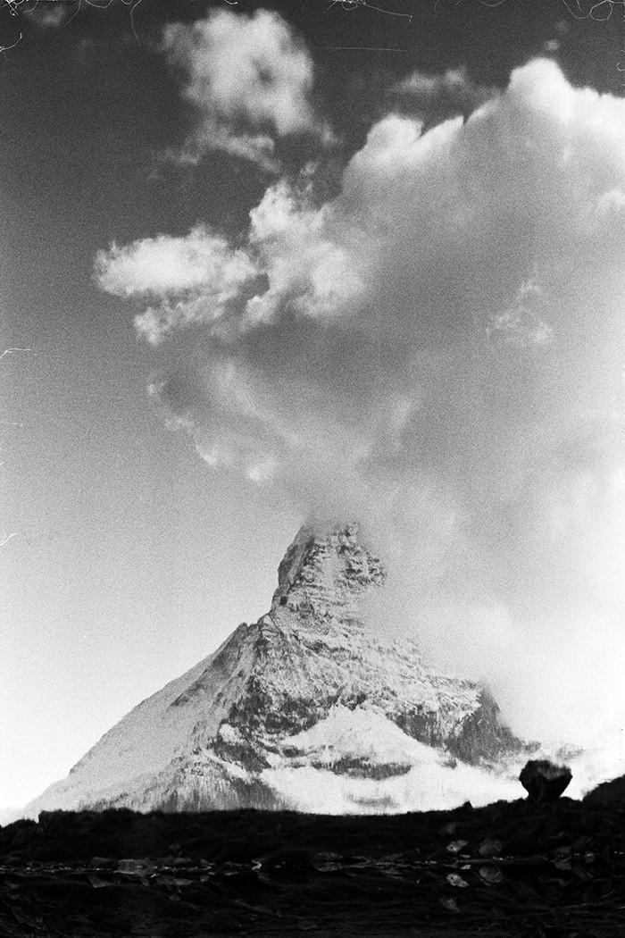 Fabian Unternaehrer Matterhorn