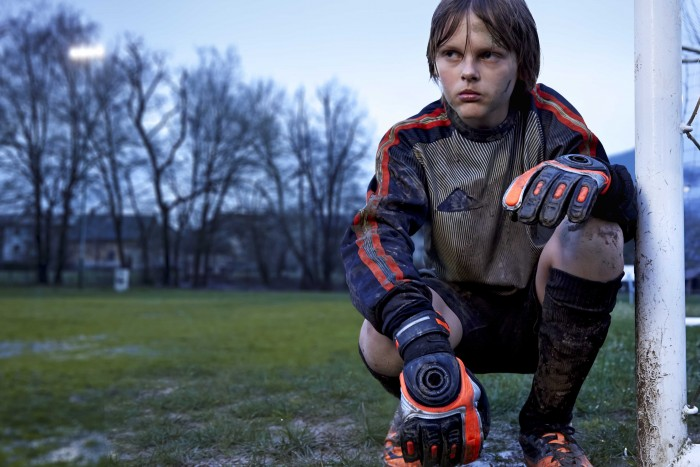 Markus Roessle UNIQA Versicherung Fussball Goalie