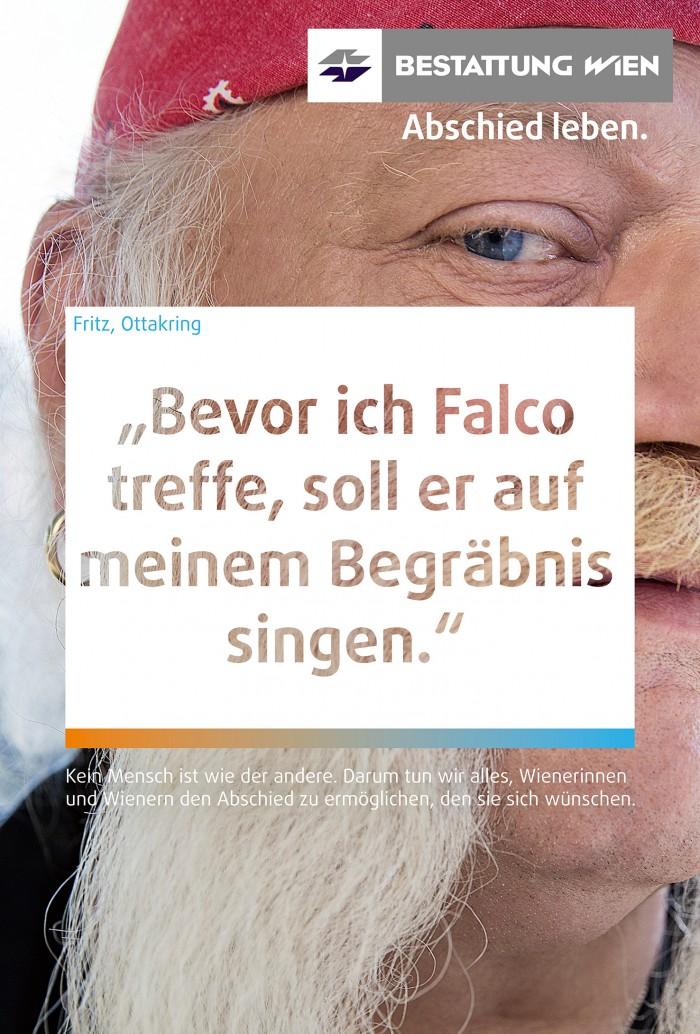 Markus Roessle Bestattung Wien Gesicht Mann Fritz