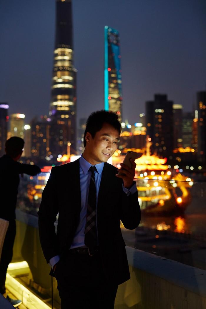 Markus Bertschi ABB China Han