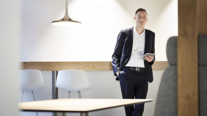 Markus Bertschi Mobiliar Mitarbeiter