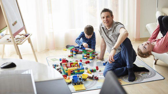 Markus Bertschi Mobiliar Mitarbeiter Familie