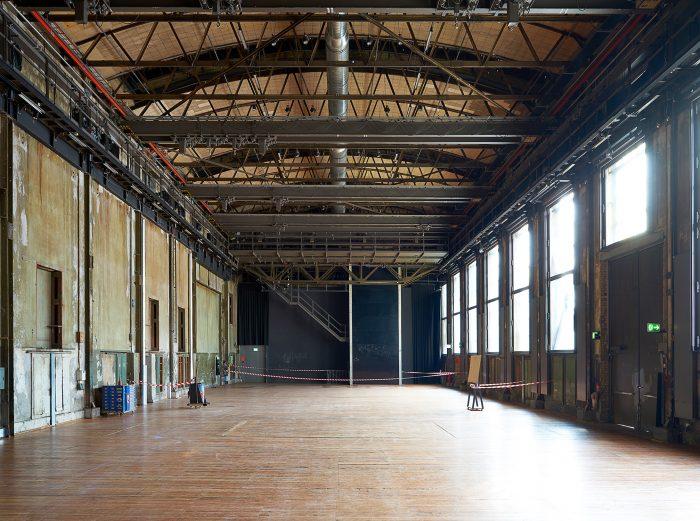 Jos Schmid MAN D&T Ausstellung Schiffbau