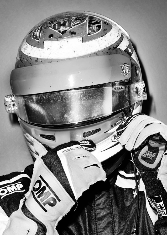 Noe Flum Simona de Silvestro Formel-E-Pilotin