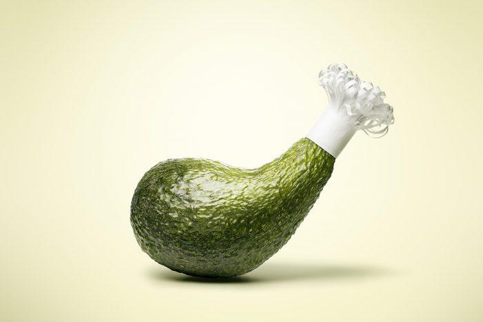 Felix Streuli Hiltl Avocado