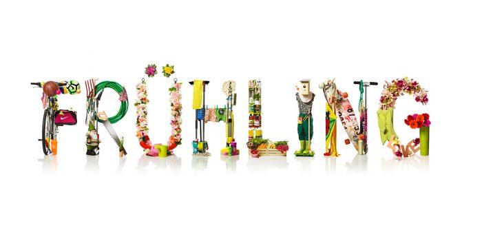 Felix Streuli Gaeupark Fruehling kreatives Alphabet