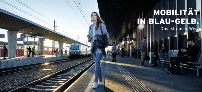 Markus Roessle Niederoesterreich Imagekampgne 2017 Mobilitaet