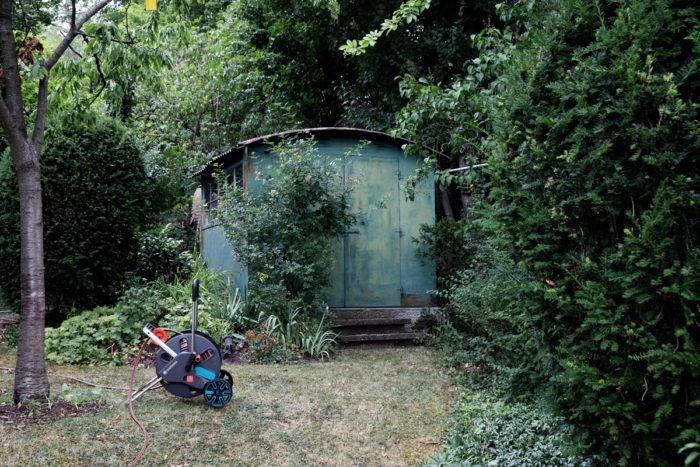 Markus Roessle Gardena Garten Gartenschlauch