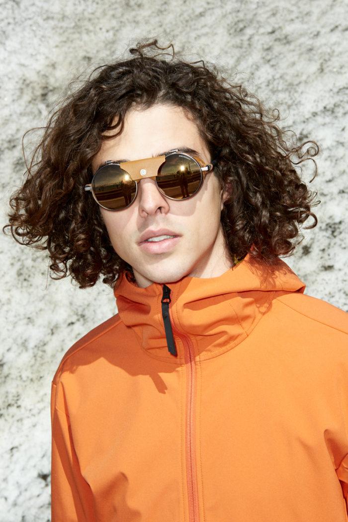 Simon Habegger NZZ am Sonntag Stil Mode Gletscherbrille