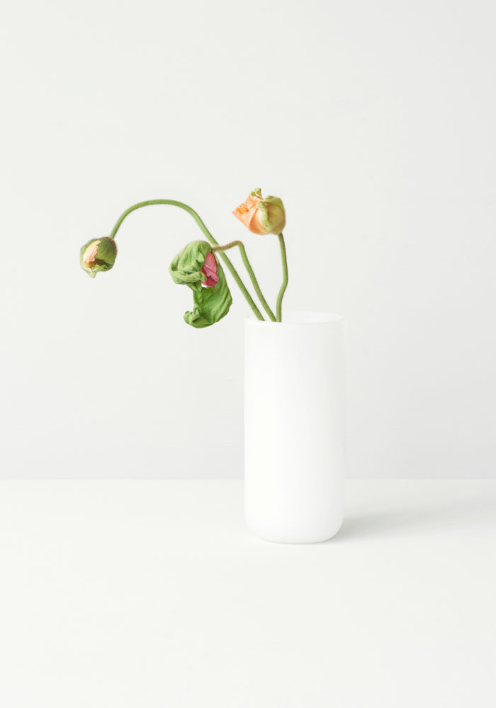 Simon Habegger Mobimex Vase Carlo Clopath Mohnblume