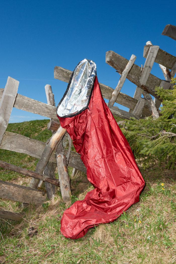 Simon Habegger NZZ am Sonntag Stil Mode Schlafsack-Inlett Zaun