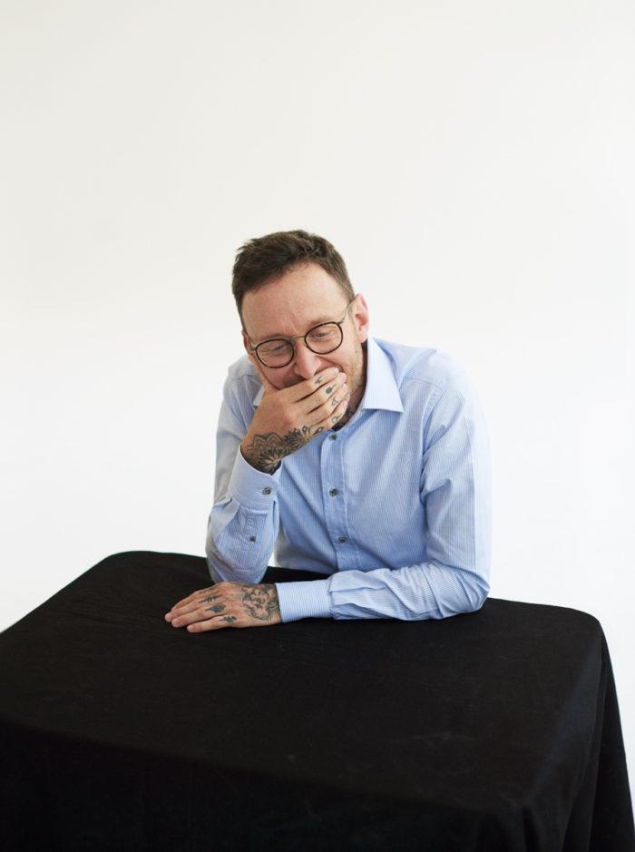 Simon Habegger Thomas Meyer Schriftsteller