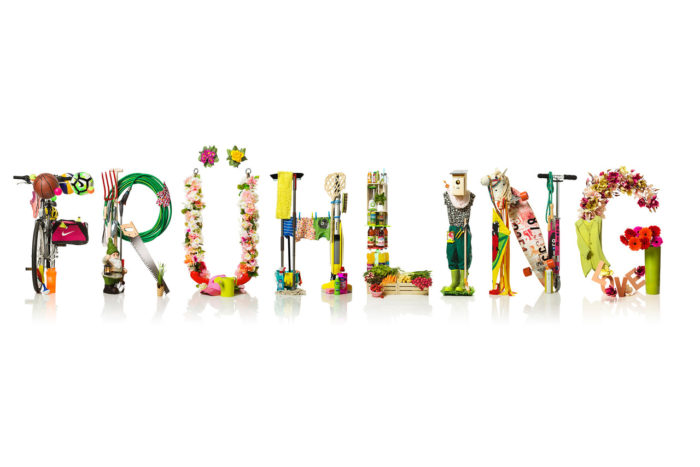 Felix Streuli Gaeupark kreativ Alphabet Buchstaben Fruehling