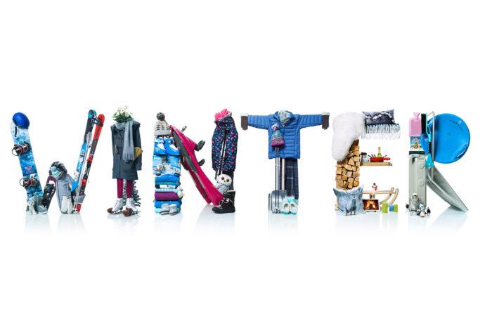 Felix Streuli Gaeupark kreativ Alphabet Buchstaben Winter