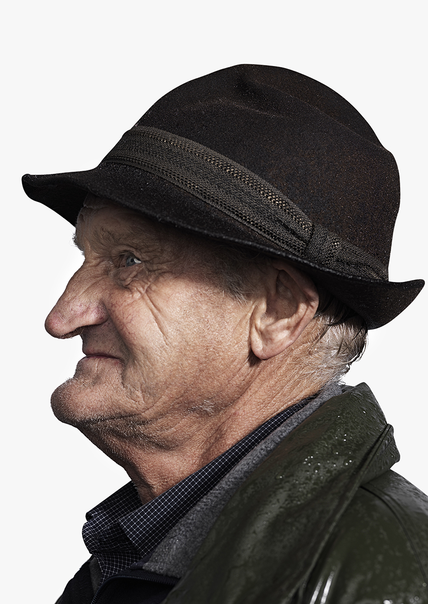 Remo Buess Schwingfest Portraits