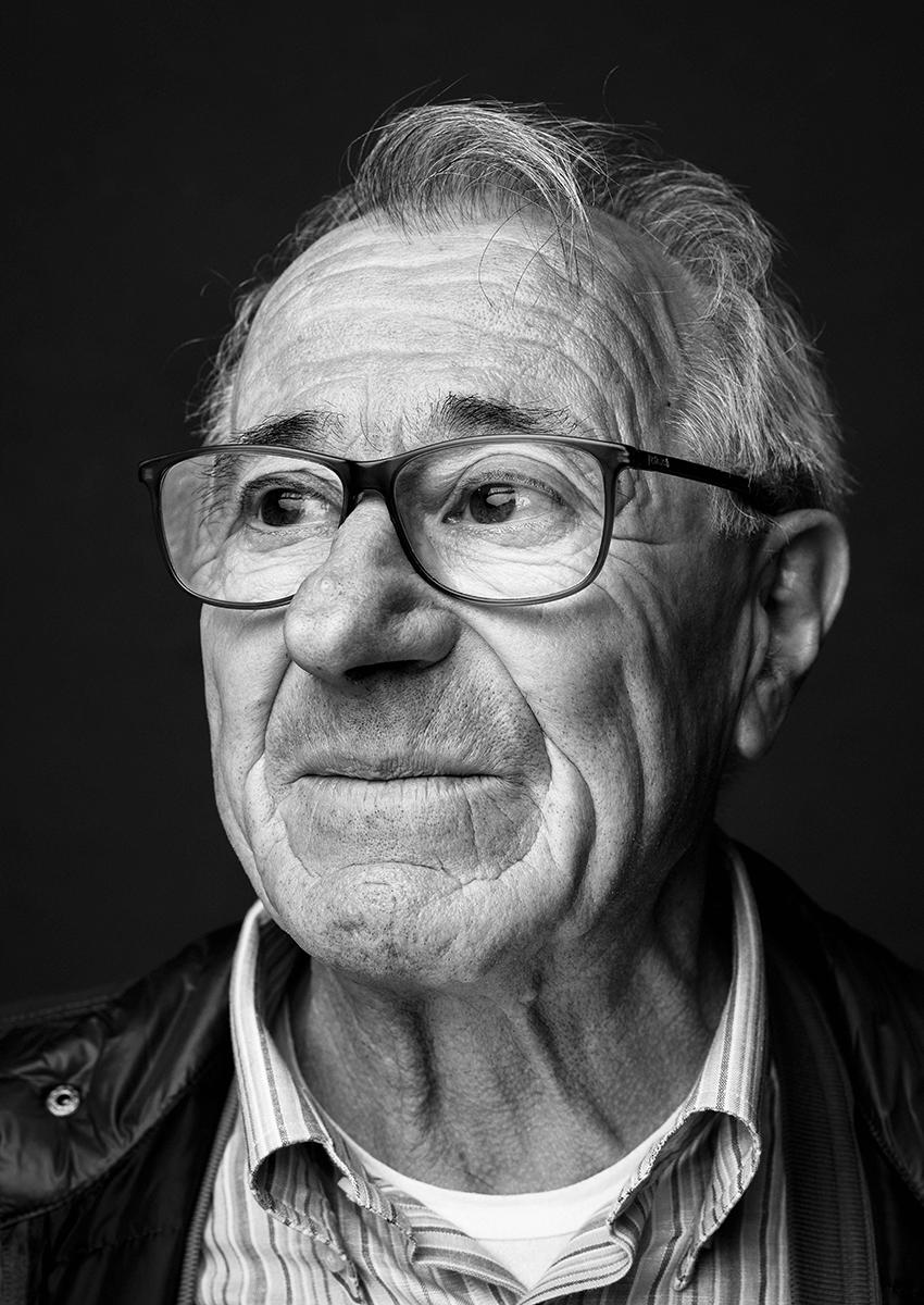 Remo Buess Luciano Sandrone Winzer Winemaker Portrait Barolo