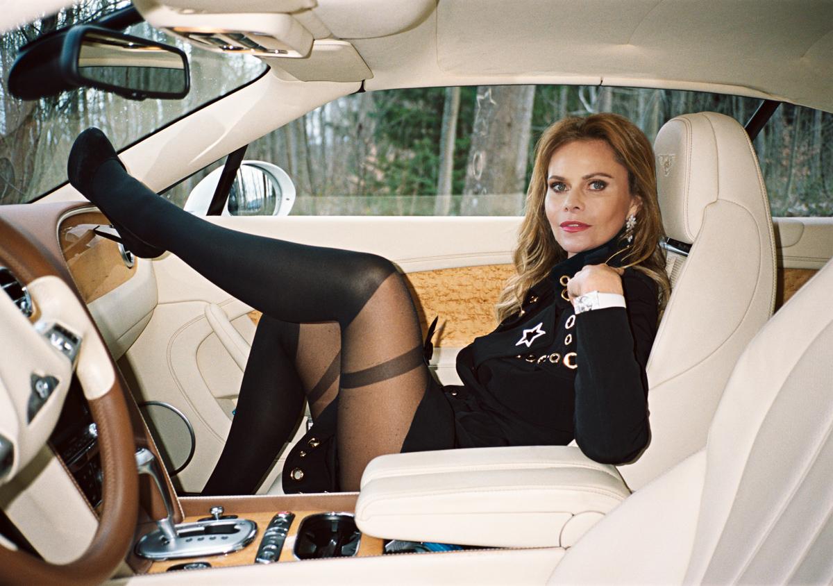 Simon Habegger Irina Beller Luxusauto