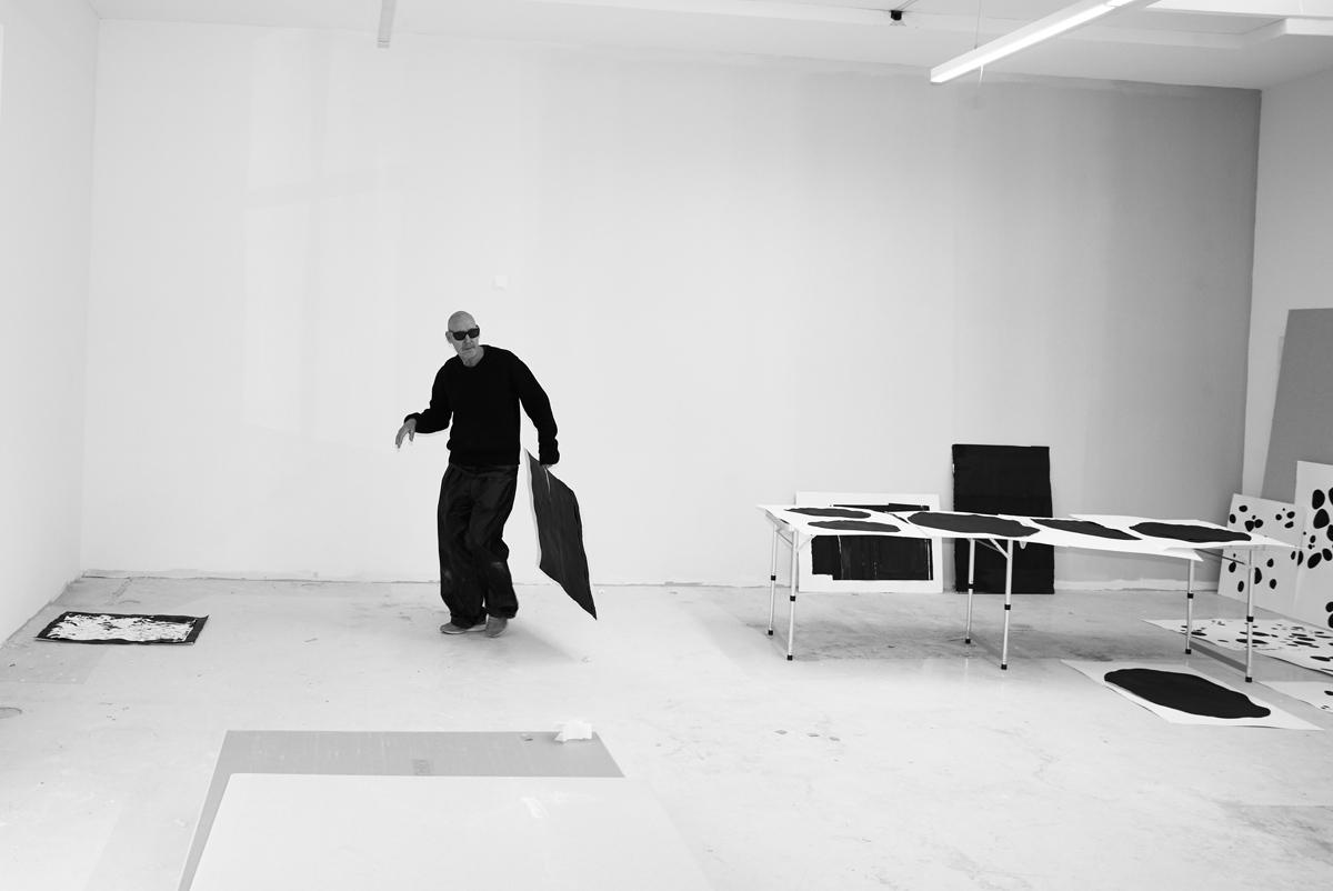 Simon Habegger Zuerich Magazin Fotograf Michel Comte Atelier Uetikon