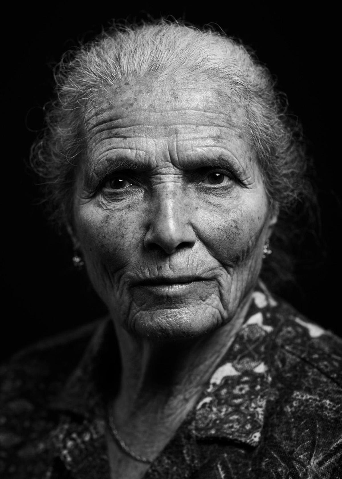 Lea Meienberg Elvira Portrait