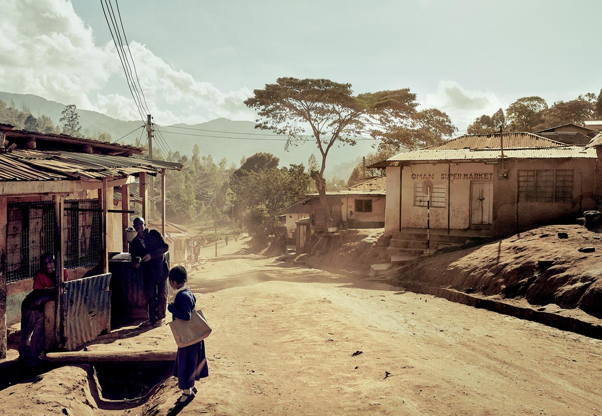 Lea Meienberg Usambara Tansania