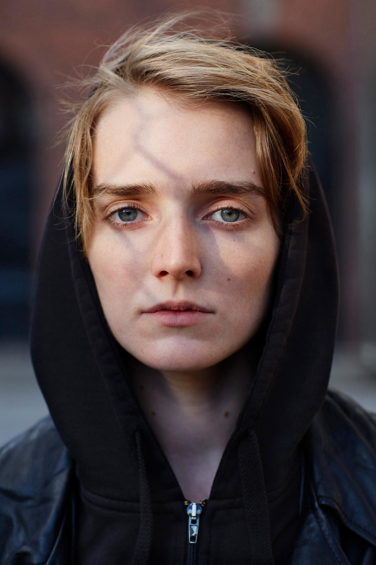 Lea Meienberg Katya Street Fashion NY 2018 Portrait