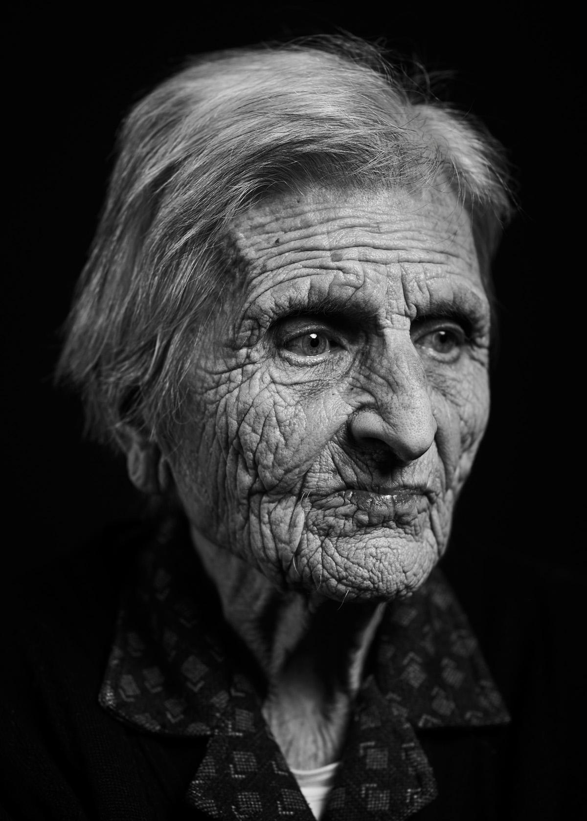 Lea Meienberg Sardinien 2018 Uccia Pes Maria Pes Portrait