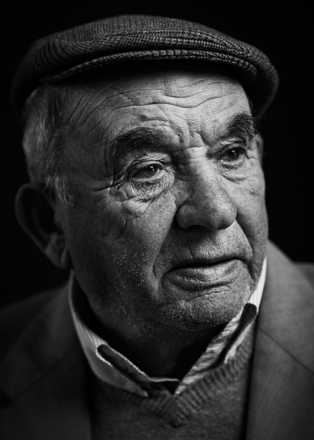 Lea Meienberg Sardinien 2018 Ottavio Contu Portrait