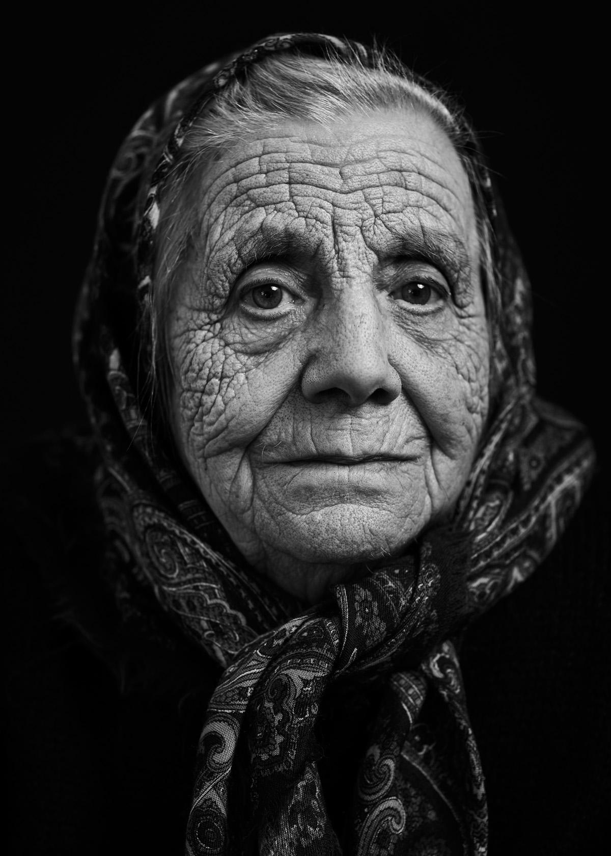 Lea Meienberg Sardinien 2018 Margherita Piras Portrait