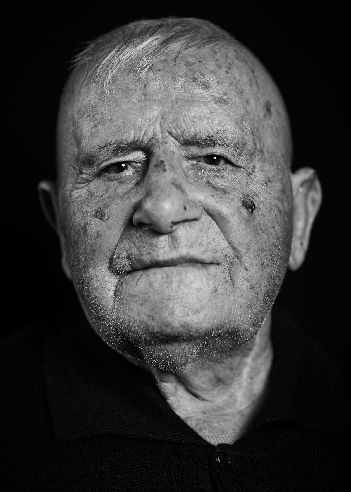 Lea Meienberg Sardinien 2018 Michelino Scudu Portrait