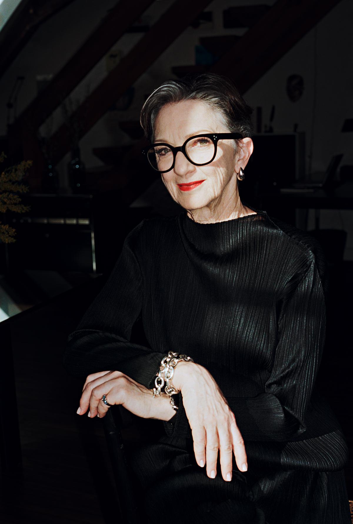 "Simon Habegger Kathleen McNurney Direktorin Portrait ""Tanz Luzerner Theater"" Portrait"