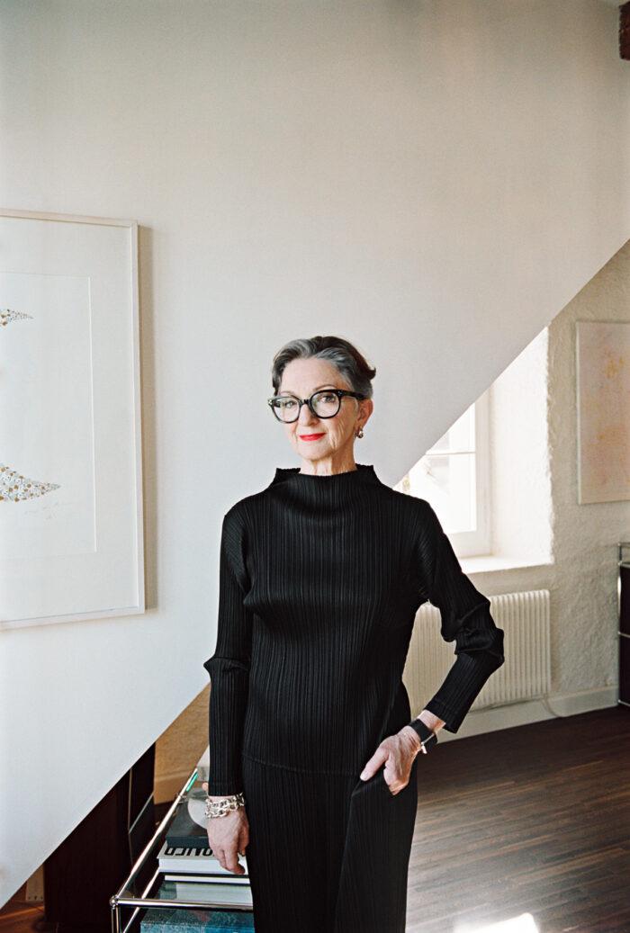Simon Habegger Kathleen McNurney Portrait