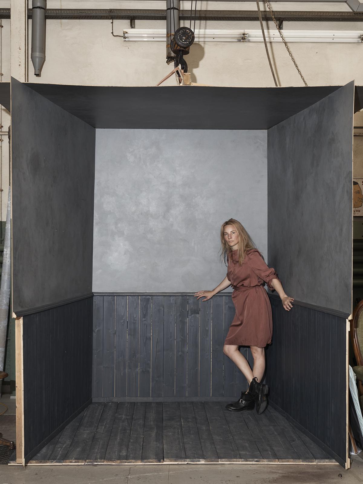 Remo Buess Doro Mueggler Schweizer Schauspielerin Portrait