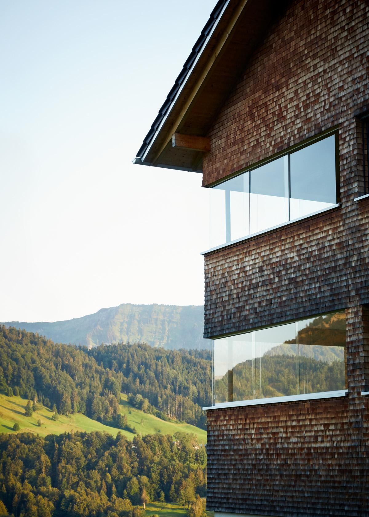 Bregenzerwald, furniture making and architecture, municipality of Hittisau