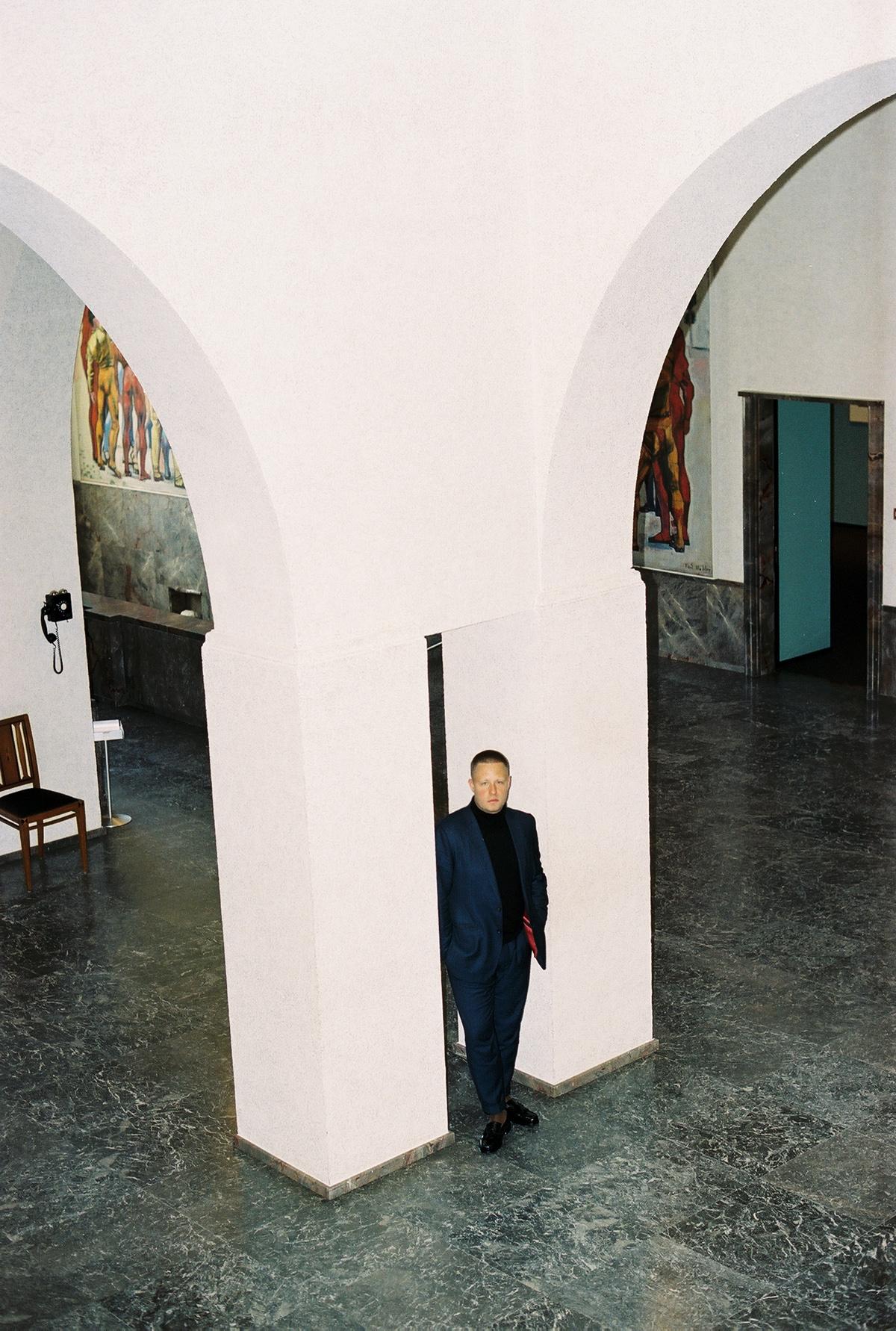 Simon Habegger Wingwall Filip Galkovski Unternehmer Unternehmensberatung Kunsthaus Bogen