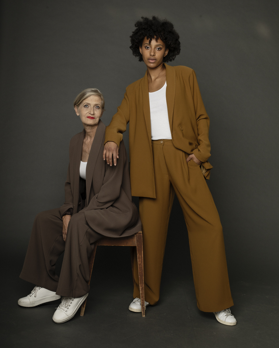 Remo Buess Krone Atelier Kaufhaus Krone Olten Mode fashion Design Lea Daetwyler Studio Model