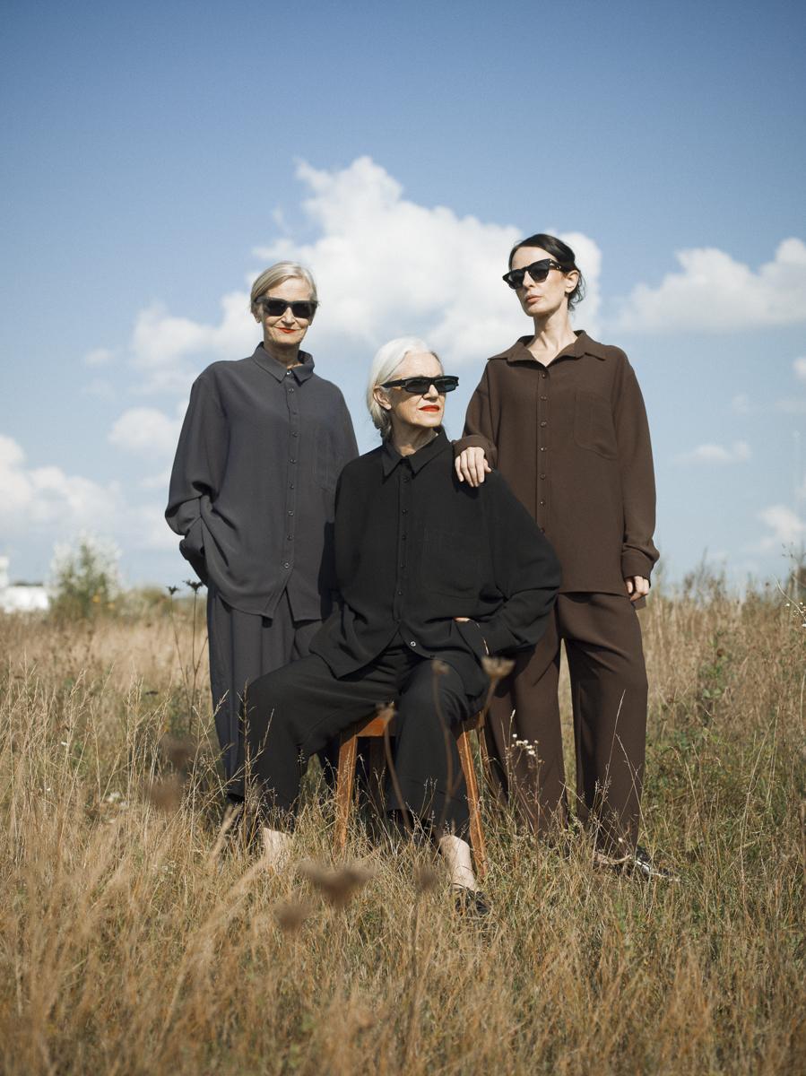 Remo Buess Krone Atelier Kaufhaus Krone Olten Mode fashion Design Lea Daetwyler Model