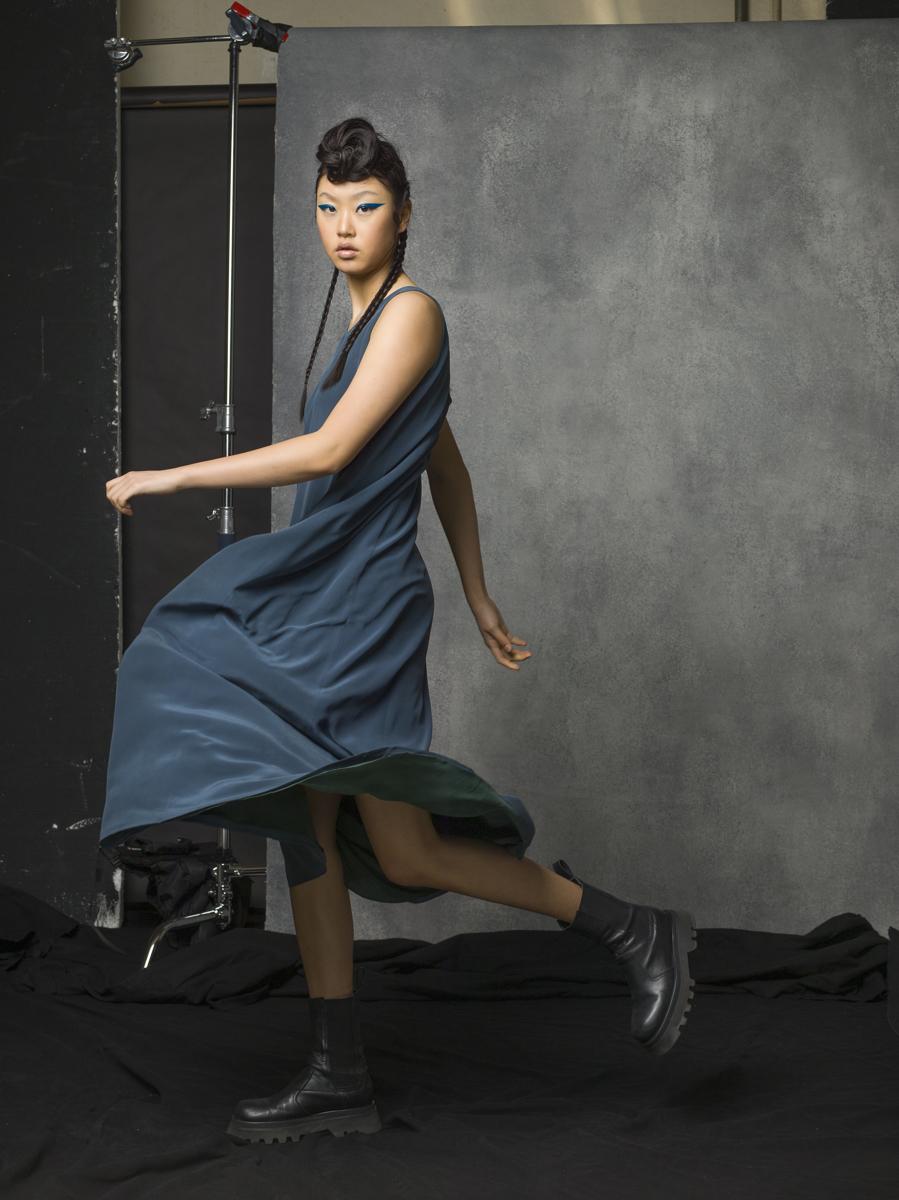Remo Buess Fotograf fashion shooting Studio @jang.dmi